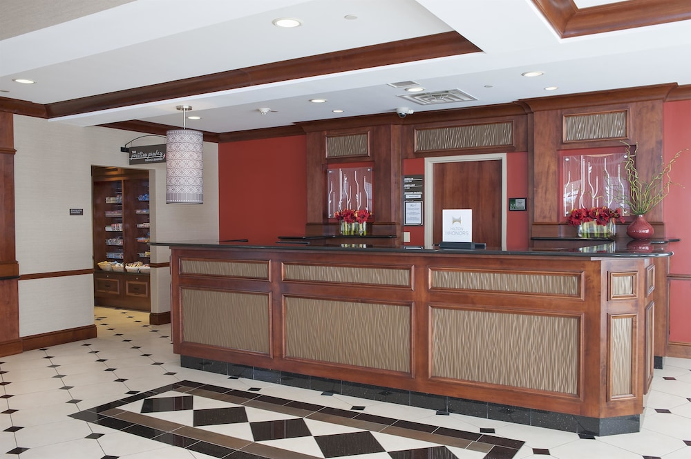 Reception, Hilton Garden Inn Indianapolis South/Greenwood