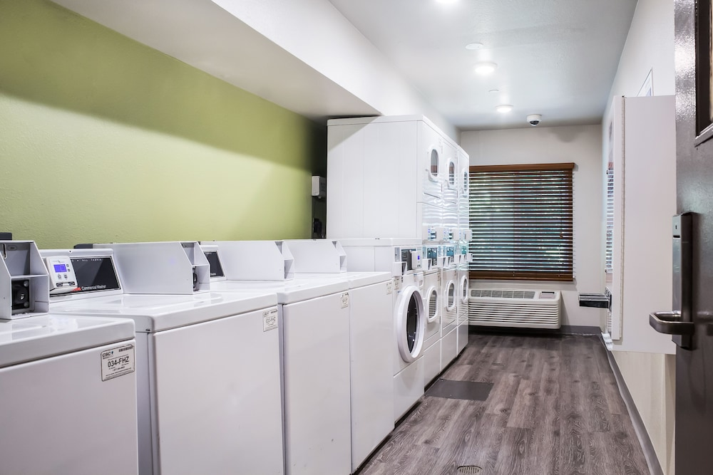 Laundry Room, WoodSpring Suites Texas City