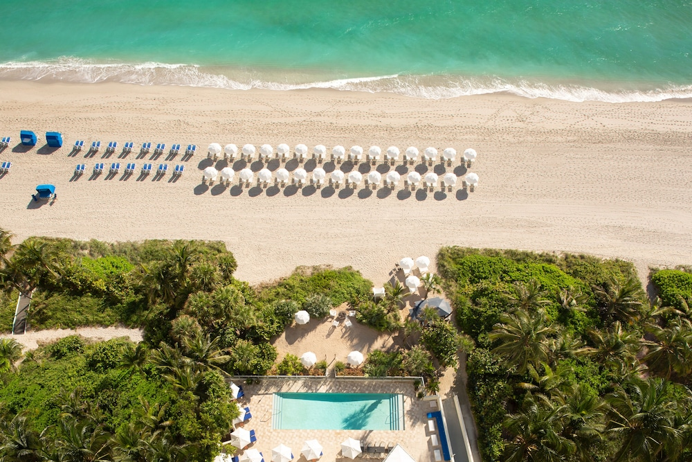 Aerial View, Solé Miami, A Noble House Resort
