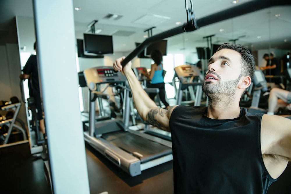 Gym, Solé Miami, A Noble House Resort
