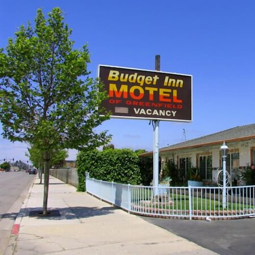 Great Place to stay Budget Inn Greenfield near Greenfield