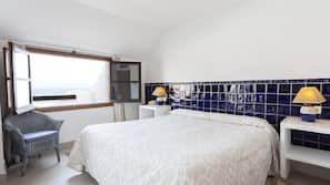 Free minibar items, in-room safe, desk, iron/ironing board