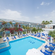 Side Sunberk Hotel - All Inclusive
