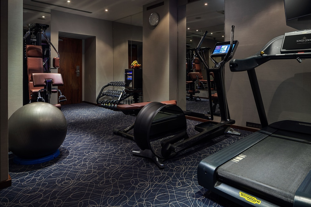 Gym, Hotel Kings Court