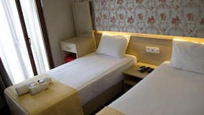 Minibar, in-room safe, soundproofing, free WiFi
