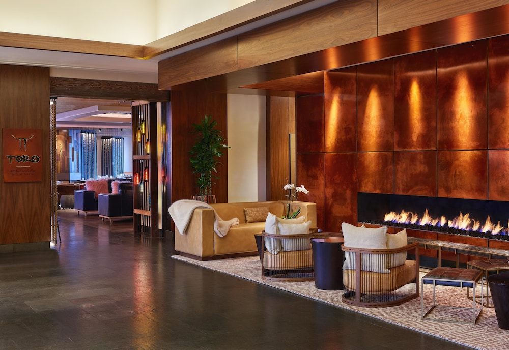 Lobby, Viceroy Snowmass