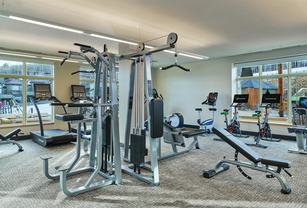 Fitness Facility, Viceroy Snowmass