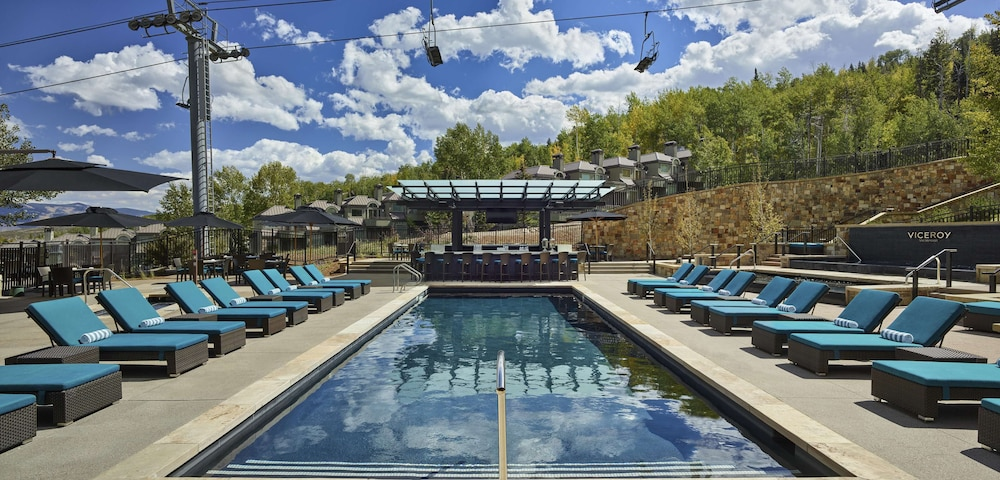 Pool, Viceroy Snowmass