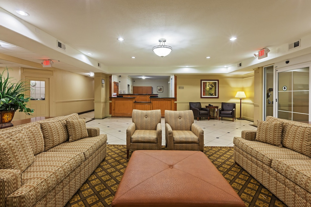 Lobby, Candlewood Suites Hotel Texas City