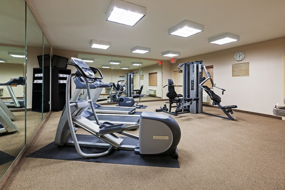 Fitness Facility, Candlewood Suites Hotel Texas City