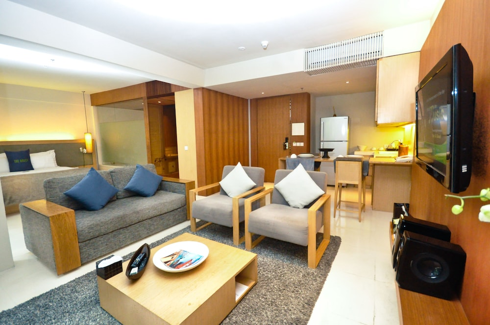 Living Area, THE HAVEN Bali Seminyak