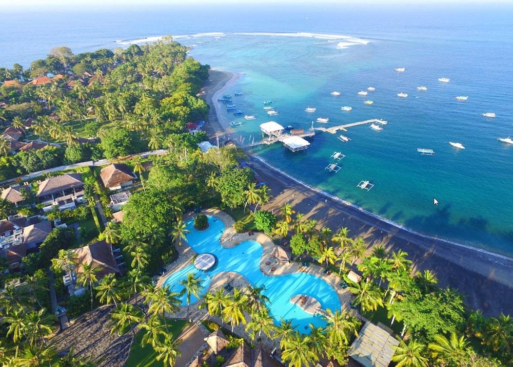 The Santosa Villas Resort Lombok