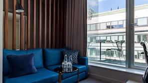 1 間臥室、高級寢具、Select Comfort 床墊、房內夾萬