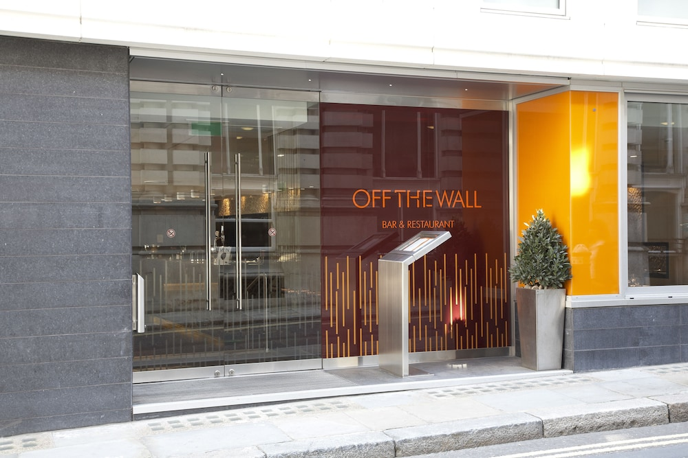 Front of Property, Apex London Wall Hotel