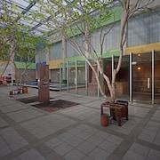 Hotel Entrance