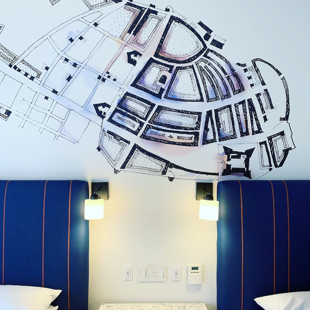 Room, Andaz Wall Street - a concept by Hyatt