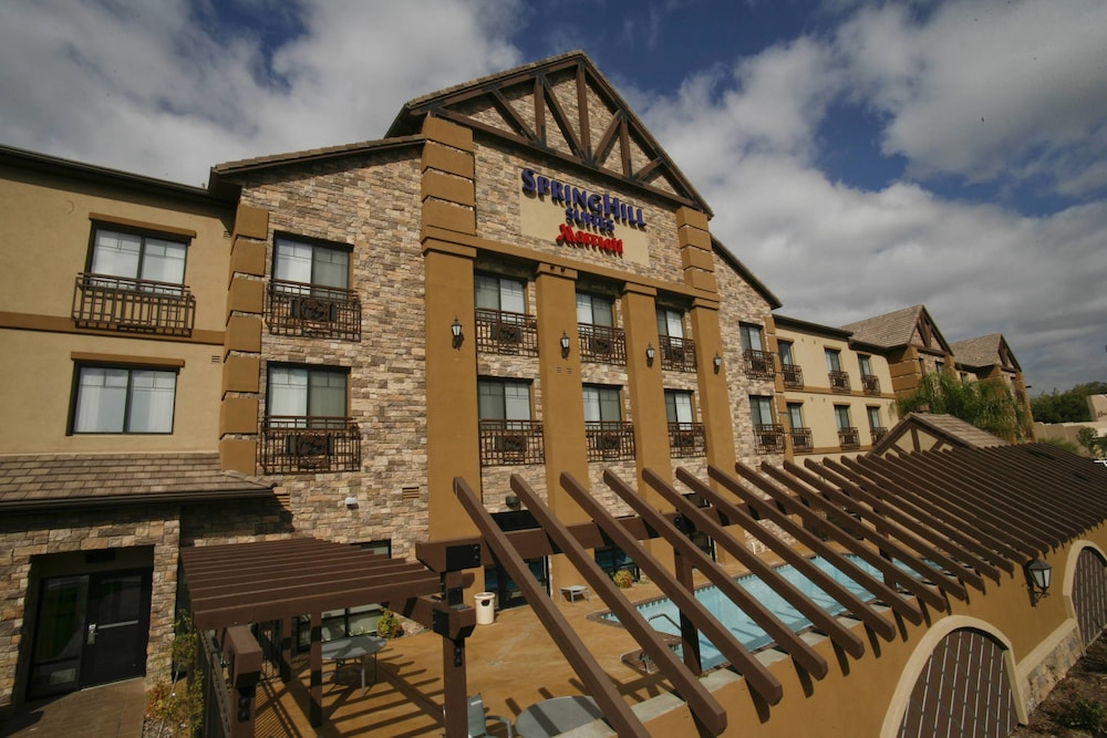 Exterior, Springhill Suites by Marriott Temecula Wine Country