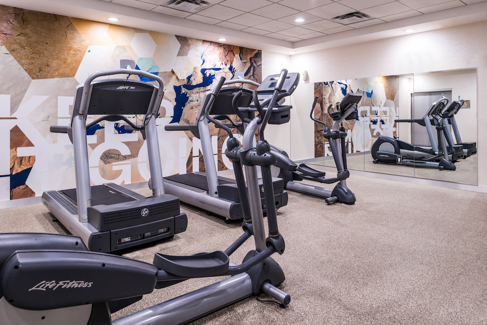 Fitness Facility, Springhill Suites by Marriott Temecula Wine Country