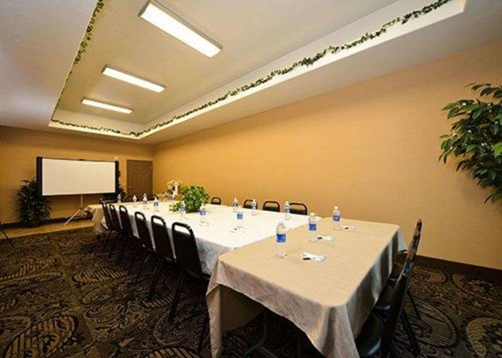 Meeting Facility, Comfort Suites Bay City