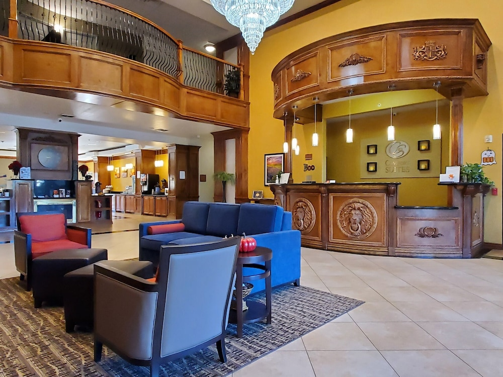 Featured Image, Comfort Suites Bay City