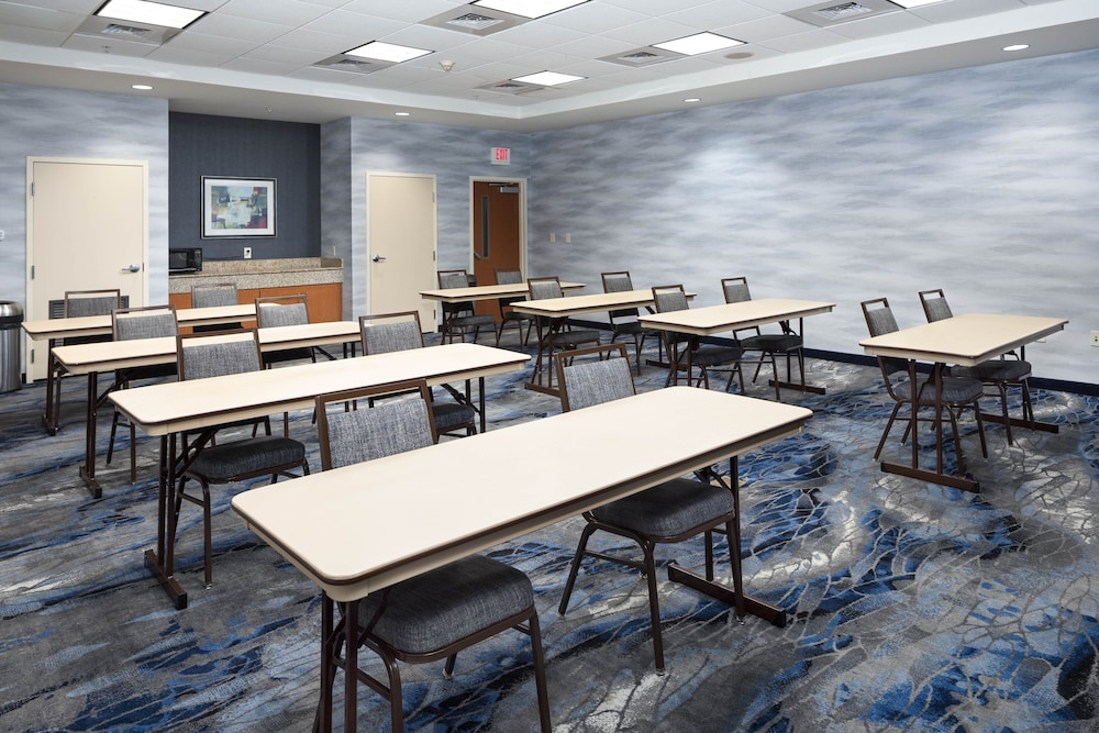 Meeting Facility, Fairfield Inn & Suites South Boston