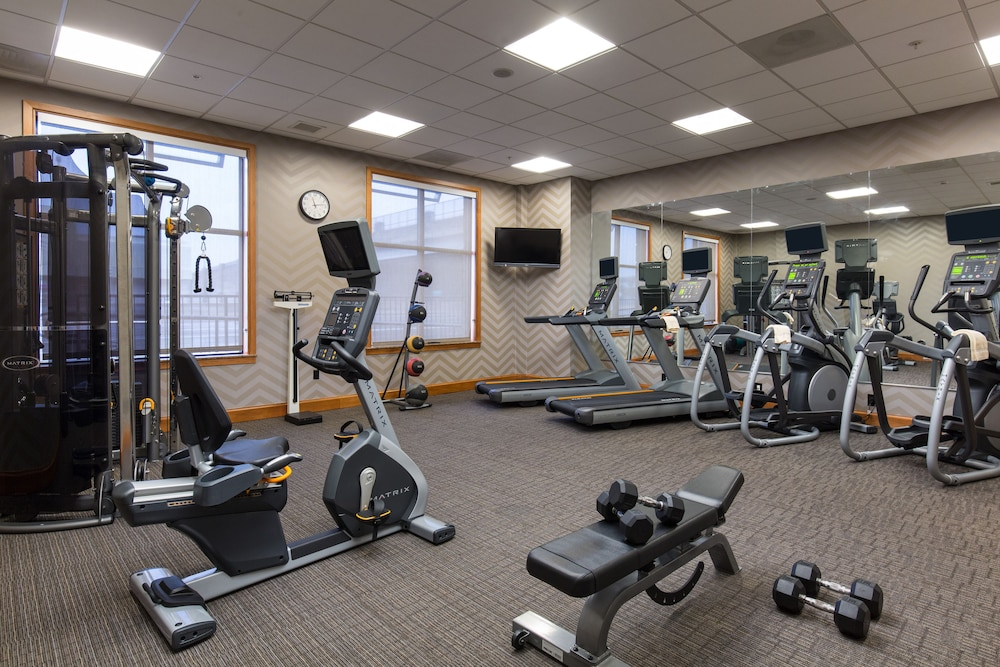 Fitness Facility, Residence Inn by Marriott Springfield Old Keene Mill
