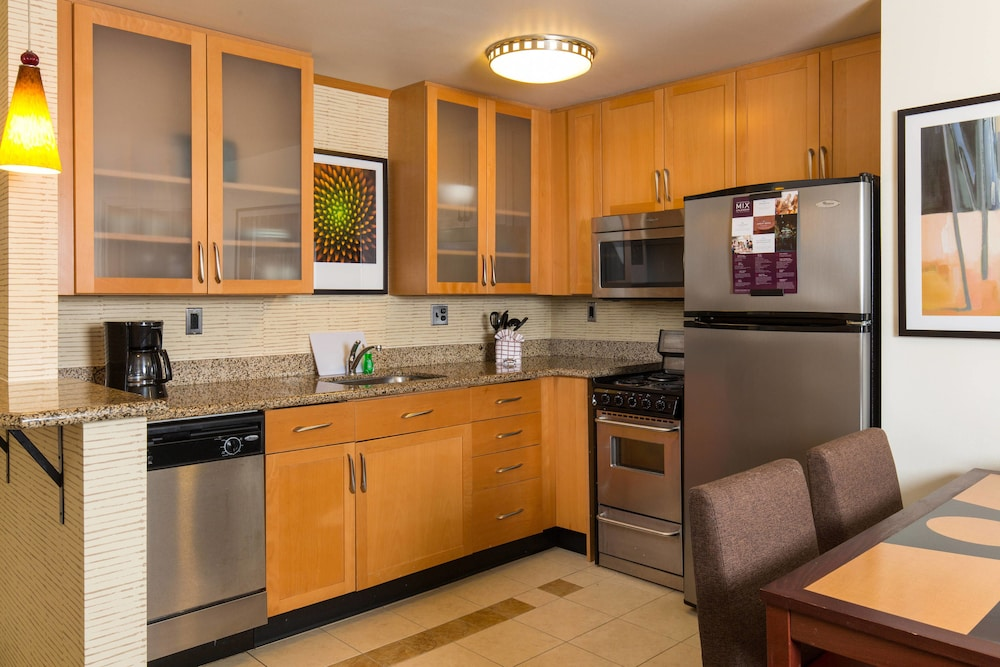 Private Kitchen, Residence Inn by Marriott Springfield Old Keene Mill