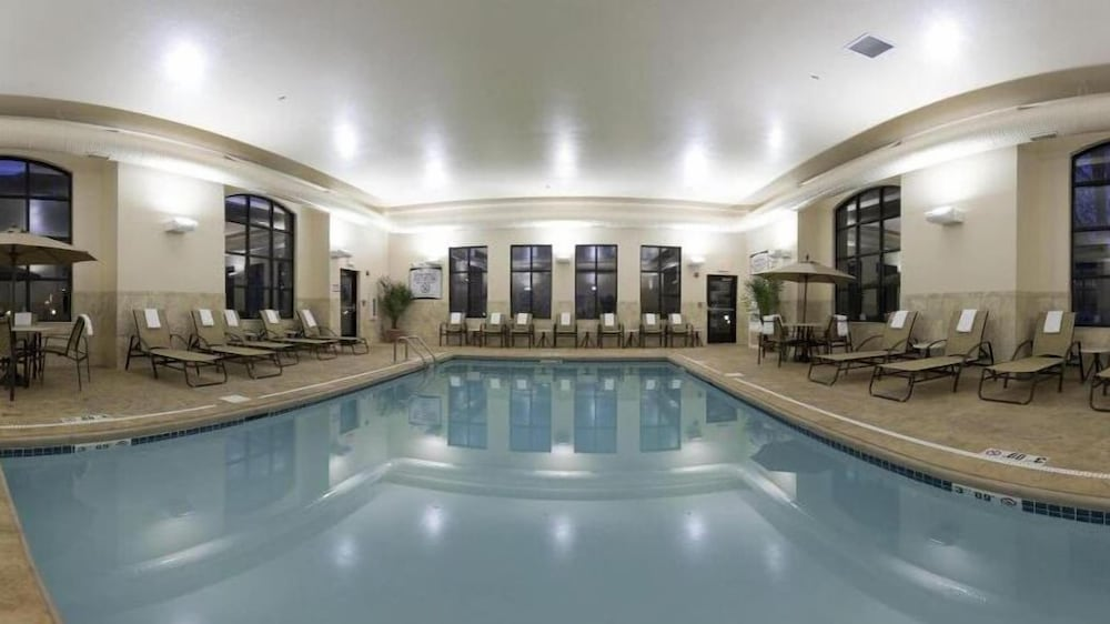 Indoor Pool, Staybridge Suites Indianapolis-Carmel, an IHG Hotel