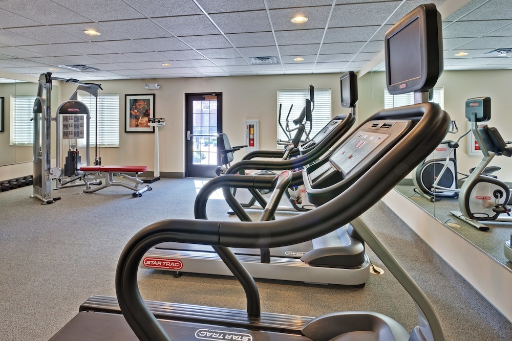 Fitness Facility, Staybridge Suites Indianapolis-Carmel, an IHG Hotel