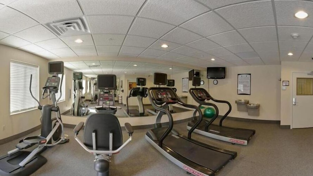 Gym, Staybridge Suites Indianapolis-Carmel, an IHG Hotel