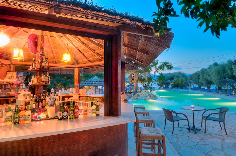 Poolside Bar, Florida Blue Bay Resort & Spa