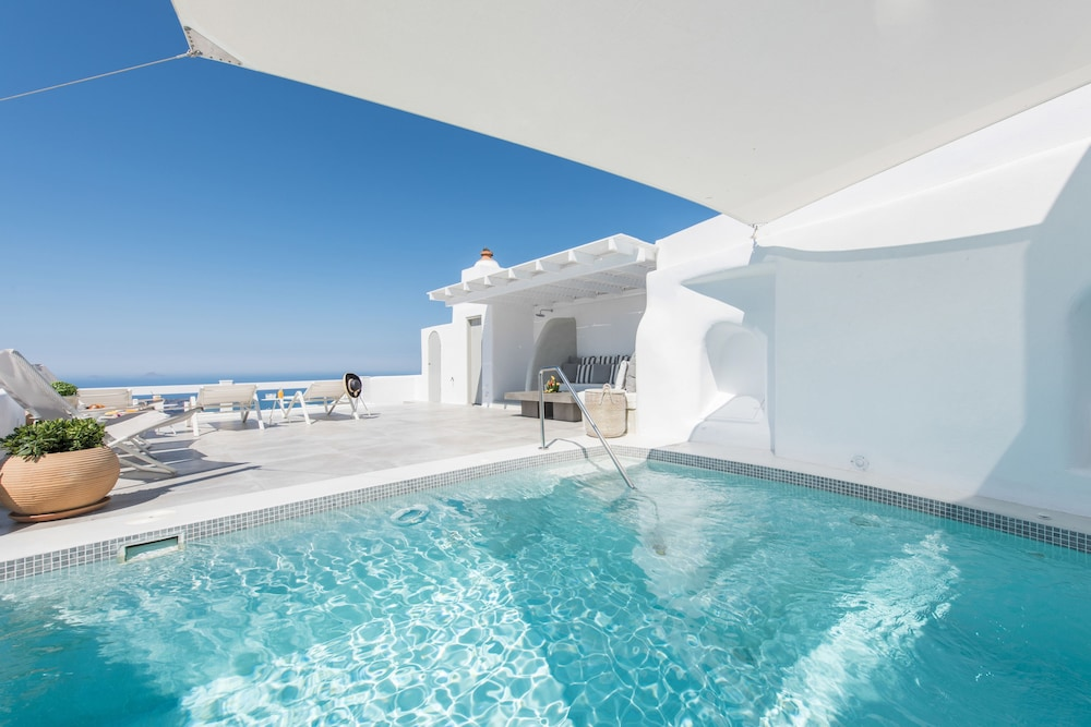 Private Pool, Aqua Luxury Suites
