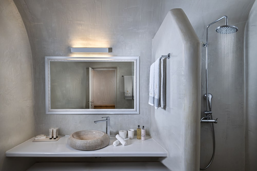Bathroom, Aqua Luxury Suites