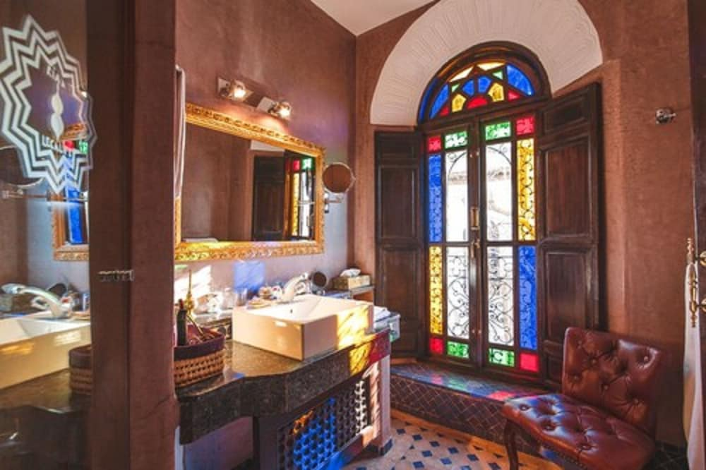 Bathroom, Riad Le Calife