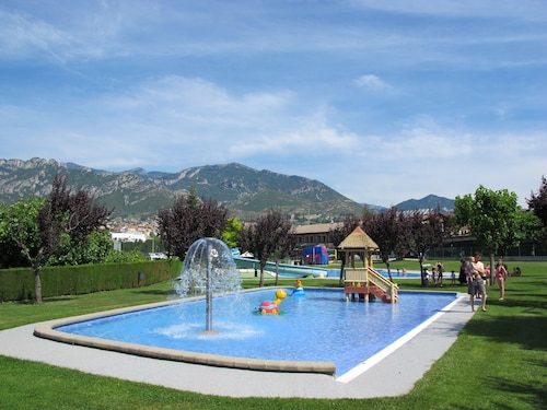 Berga Resort - Camp Site