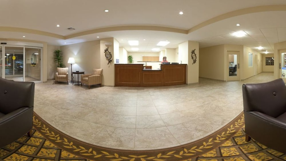Reception, Candlewood Suites Pearland