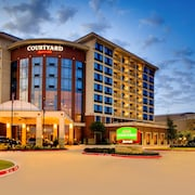 Courtyard by Marriott Dallas Allen at Allen Event Center