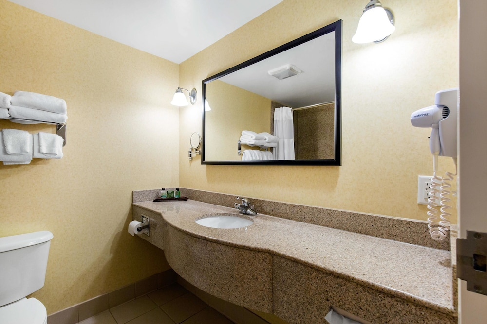 Bathroom, Gateway Hotel & Suites, Ascend Hotel Collection
