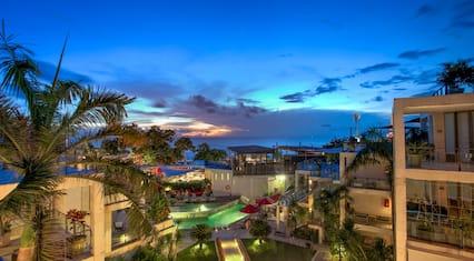 FuramaXclusive Ocean Beach, Seminyak, Bali