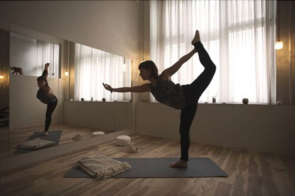 Yoga, Michelberger Hotel Berlin
