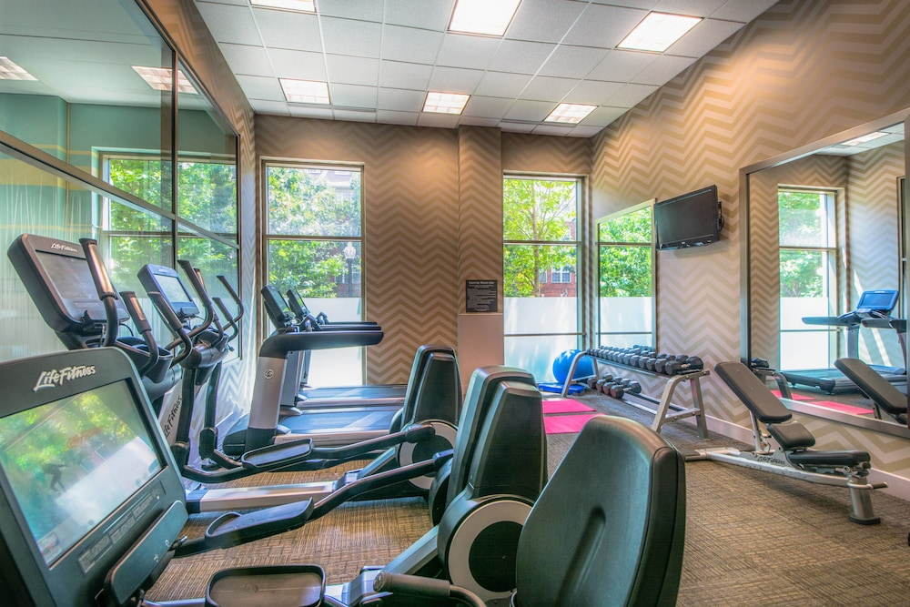 Fitness Facility, Residence Inn by Marriott Arlington Courthouse