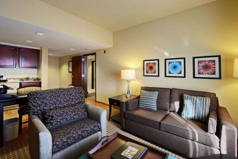 Living Area, Homewood Suites by Hilton Lancaster