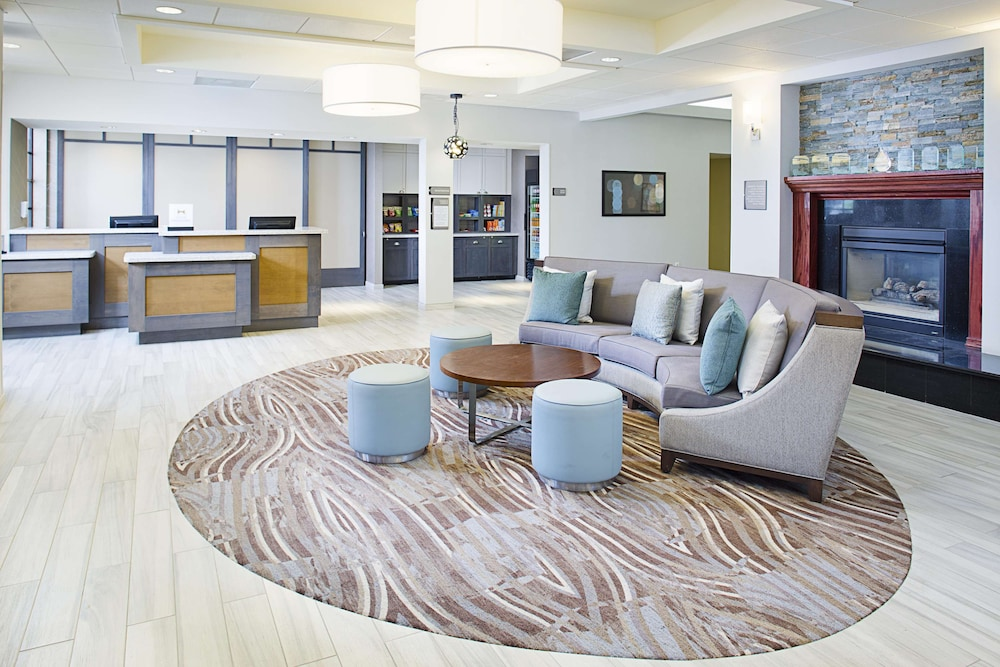Reception, Homewood Suites by Hilton Lancaster