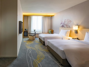 Hilton Garden Inn Kuala Lumpur Jalan Tuanku Abdul Rahman North Deals Reviews Kuala Lumpur Mys Wotif