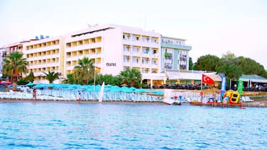 Tuntas Beach Hotel Altinkum - All Inclusive