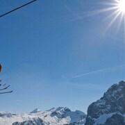 กีฬาฤดูหนาวและสกี