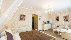 1 개의 침실, 미니바, 객실 내 금고, 각각 다르게 꾸며진