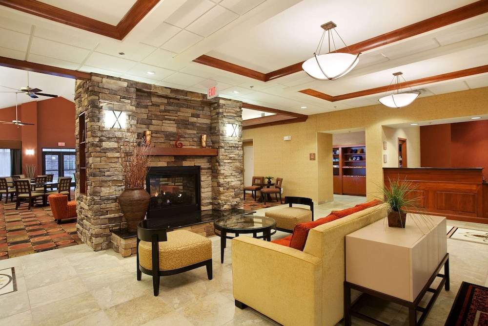 Reception, Homewood Suites by Hilton St. Cloud