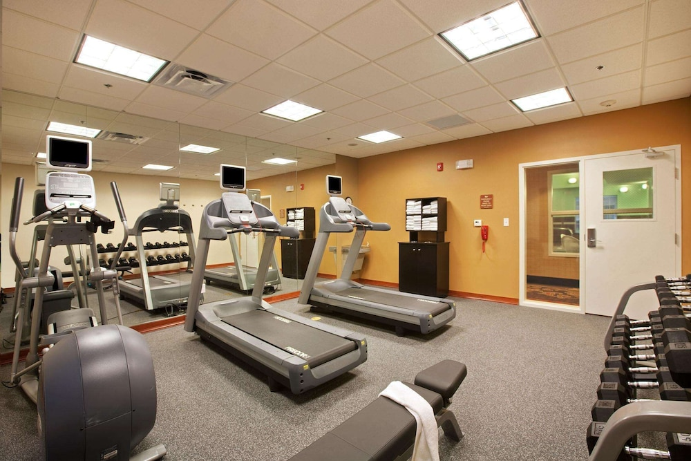 Fitness Facility, Homewood Suites by Hilton St. Cloud