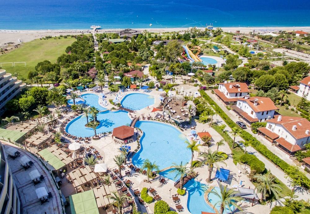 Pemar Beach Resort All Inclusive In Manavgat Hotel Rates Reviews On Orbitz